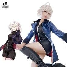 ROLECOS FGO Alter Cosplay kader büyük sipariş Anime kostümleri Mash Kyrielight Saber Cosplay kadınlar seksi kostümleri oyunu Jeanne dArc