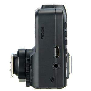 Image 4 - X2t Draagbare Lcd scherm Bluetooth Flash Trigger Mini Stabiele Zenden Anti Interferentie Camera Connection Draadloze Afstandsbediening