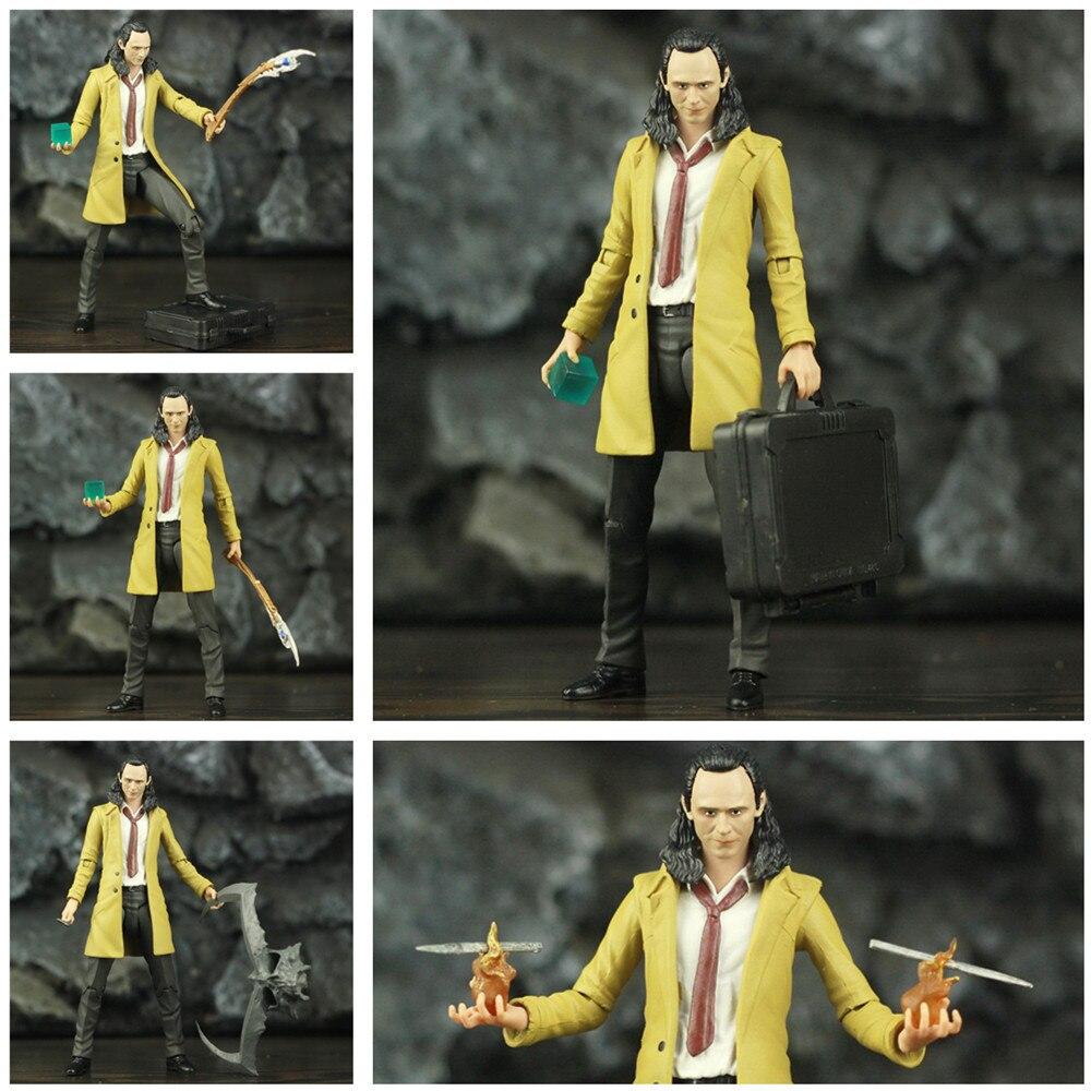 Custom Marvel Loki 6