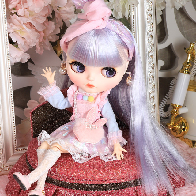 Clothes for Blyth ICY Licca 1/6 Body doll outfits dress and headware shoulder bag  for 1/6 azone BJD ICY DBS