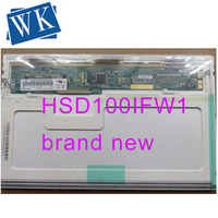 Free shipping Brand New 10 Laptop lcd screen HSD100IFW1 A00 A04 HSD100IFW1 HSD100IFW4 FOR ASUS EEE PCAsus EeePC 1000H notbook
