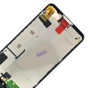 "Image 3 - لنوكيا Lumia 630 635 RM 977 RM 978 4.5 ""LCD عرض تعمل باللمس محول الأرقام الجمعية مع الإطار لمايكروسوفت 630 شاشات الكريستال السائل + هدية"