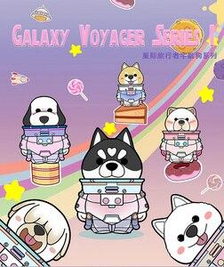 Подлинный Межзвездный путешественник глухая коробка первая космическая собака глухая коробка астронавт ручная декорация кукла игрушка