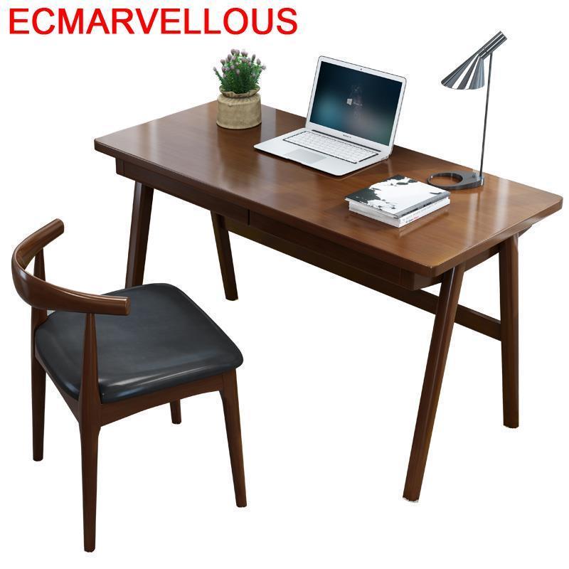 Scrivania Pliante Support Ordinateur Portable Office Furniture Shabby Chic Mesa Tablo Laptop Desk Computer Study Table
