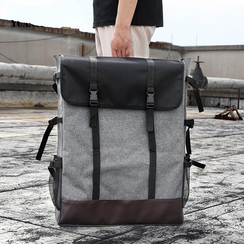 Image 5 - 1 Piece Fashion 4K Canvas Portable Sketch Painting Board Large Capacity Travel Shoulder Sketchpad Drawing BagArt Sets   -