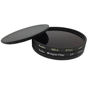 Image 5 - Pixco 52mm 55mm 58mm 62mm 금속 렌즈 필터 보호 캡