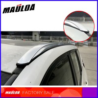 Aluminium Alloy silver color Car Roof Rack Rails Luggage Carrier Baggage for prado 2011 2012 2013 2014 2015 2016 2017 2018