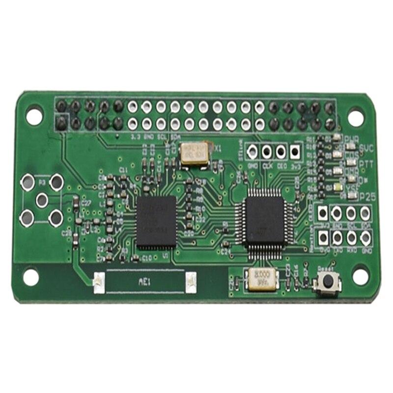 Модуль Точки Доступа UHF и VHF MMDVM с поддержкой P25 DMR YSF для Raspberry Pi
