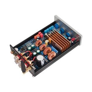 Image 5 - Aiyima amplificador hifi tpa3255 bluetooth 5.0, subwoofer 75w * 2 + 2.1 w, áudio digital de alta potência amp home sound theater diy