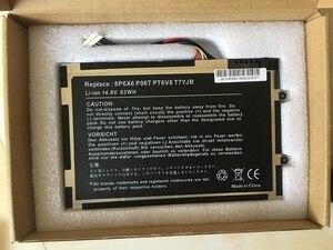 Image 5 - SupStone Новый 63Wh 8P6X6 P06T PT6V8 T7YJR ноутбук Батарея для Dell Alienware M11x M14x R1 R2 R3 08P6X6 KR 08P6X6 Батарея Бесплатная доставка