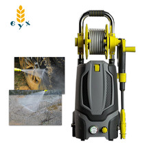 Brush Car-Washing-Machine Car-Water-Pump High-Pressure Household Portable 220v