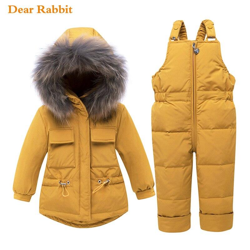 2019 зимняя куртка пуховик Детские комбинезоны, одежда для девочек, одежда для детей, Детский Зимний комбинезон для маленьких мальчиков куртка парка, пальто, комплект одежды для детей ясельного возраста 30 градусов