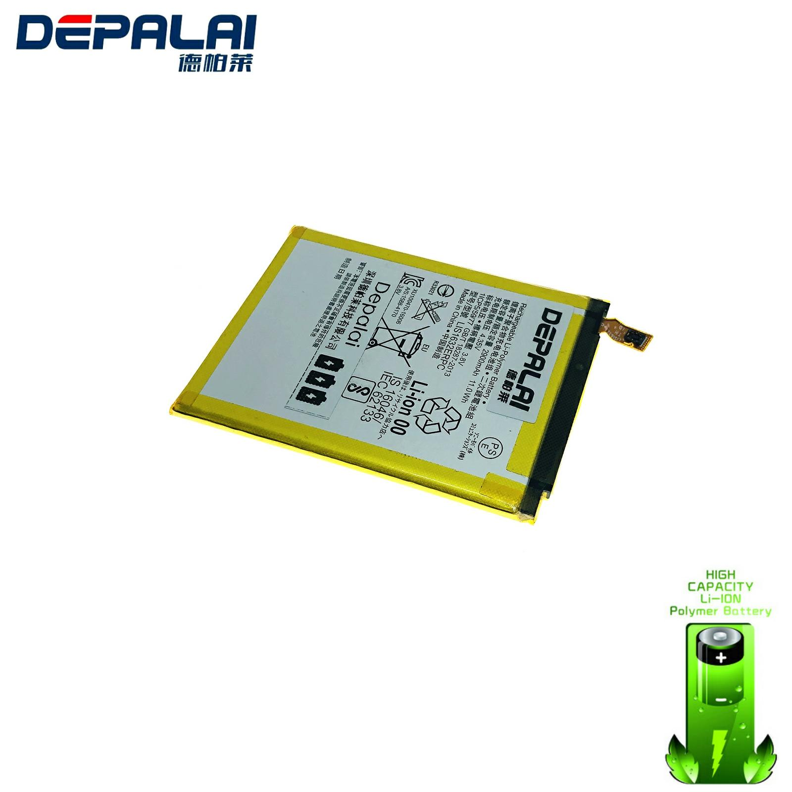 High Quality Rechargeable LIS1632ERPC <font><b>Battery</b></font> For Sony <font><b>Xperia</b></font> <font><b>XZ</b></font> XZs F8331 F8332 2900mAh image