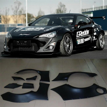 CEYUSOT FOR Toyota 86 GT86 Car Wide-Body Accessories 2012-17 Car Appearance Dedicated ABS Material Body Kit Toyota 86 Dedicated image