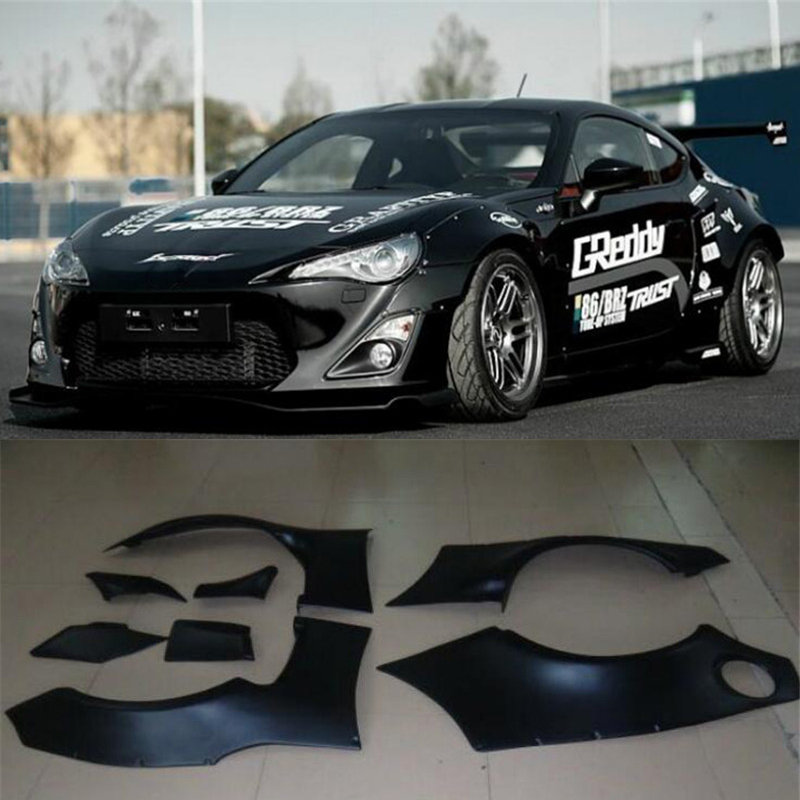 CEYUSOT for Toyota 86 GT86 Car wide body accessories 2012 17 Car Appearance dedicated ABS material Body kit Toyota 86 dedicated|Body Kits| |  - title=