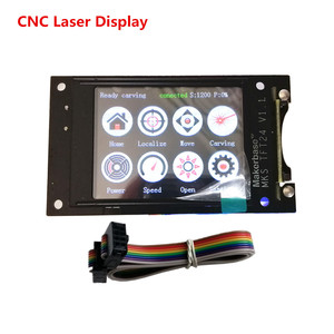 Image 1 - GRBL 1.1 Nhé Bộ Điều Khiển Hiển Thị TFT24 Màn Hình Cảm Ứng Laser CNC Màn Hình LCD Tự Làm Cnc Phần Tương Thích 3018 Pro Laser CNC máy