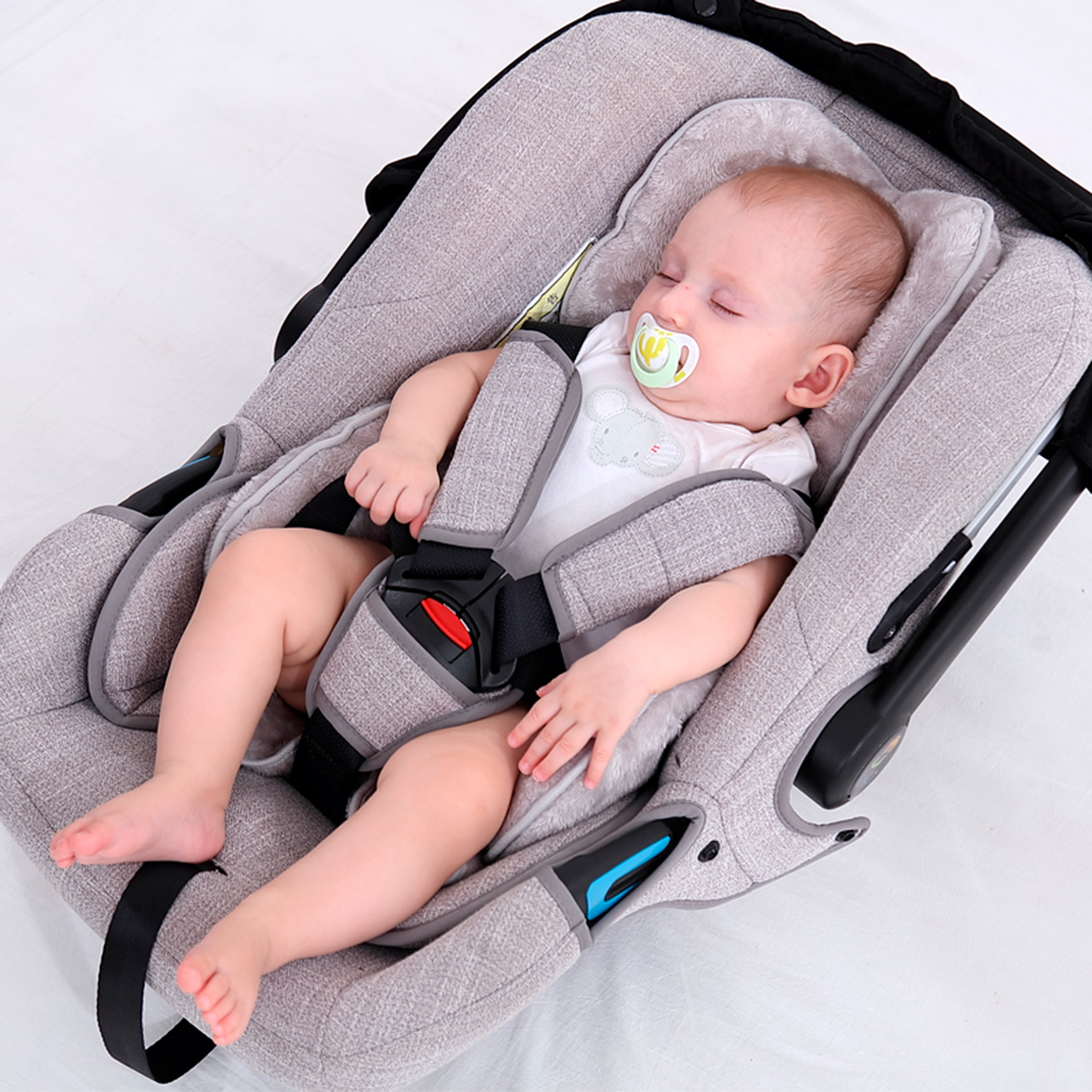 Foldable Cotton Baby Stroller Car Seat Cushion Accessories Mattress Pad Breathable Soft Diaper Urine Mat Pillow Cover Protector