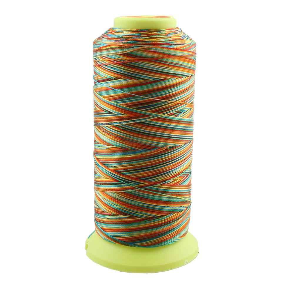 0.2 มม.0.4 มม.0.6 มม.0.8 มม.1 มม.Polyamide CORD ด้ายเย็บสำหรับเชือกผ้าไหม Beading String สายไนลอนเครื่องแต่งกายเครื่องประดับ DIY ทำ