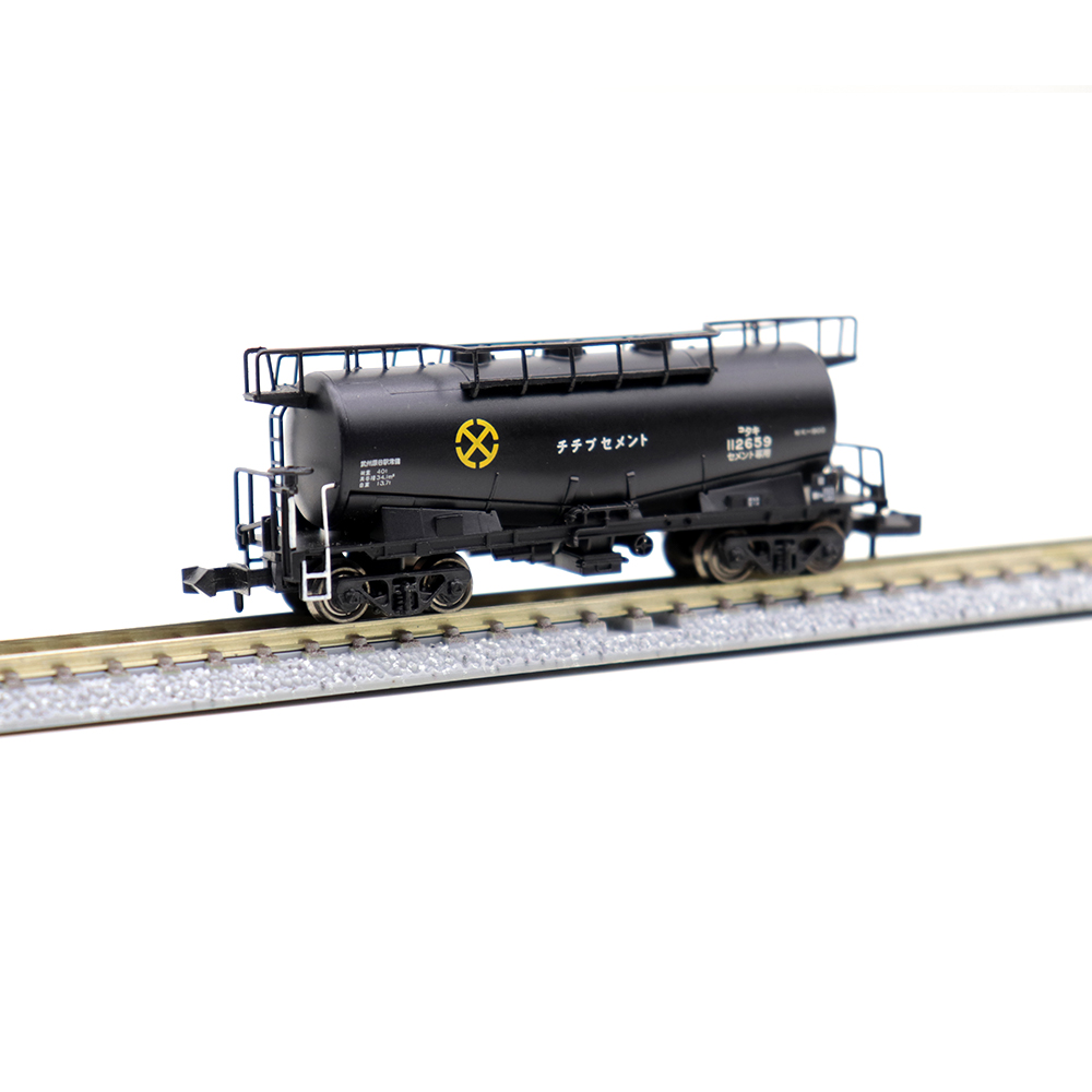 Train Model Toy N Scale  1:160 9MM Gauge Four-axis Cement Filling Model Railway Display For Collection One Pc
