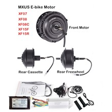 Ebike-Motor MXUS Sw900-Display Geared 350W Brushless 36v 250w Brake-Lever Speed-Throttle