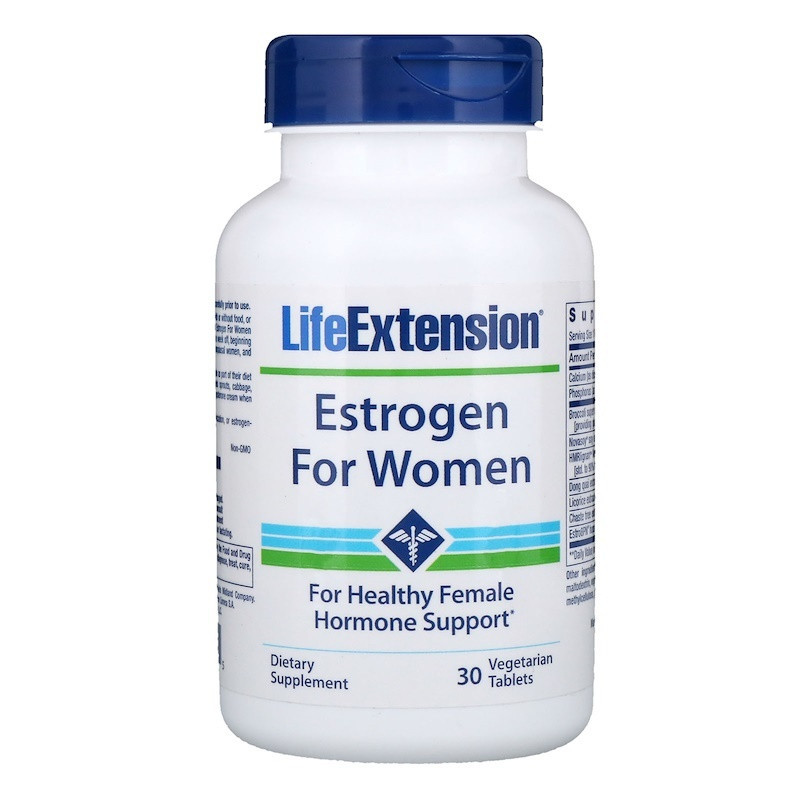 Estrogen For Women 30 Pcs