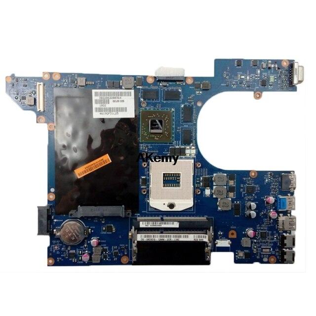 LA-8241P Moederbord CN-06D5DG Voor Dell Inspiron 15R 5520 7520 Laptop Moederbord Hd 7630M Hd 7730M 8 * Video geheugen Gratis Cpu