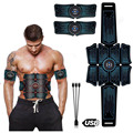 Sports Entertainment Vibration Belt Machine Ab Trainer EMS Abdominal Muscle Stimulator Toner Fitness Training Gear Home Gym Belt