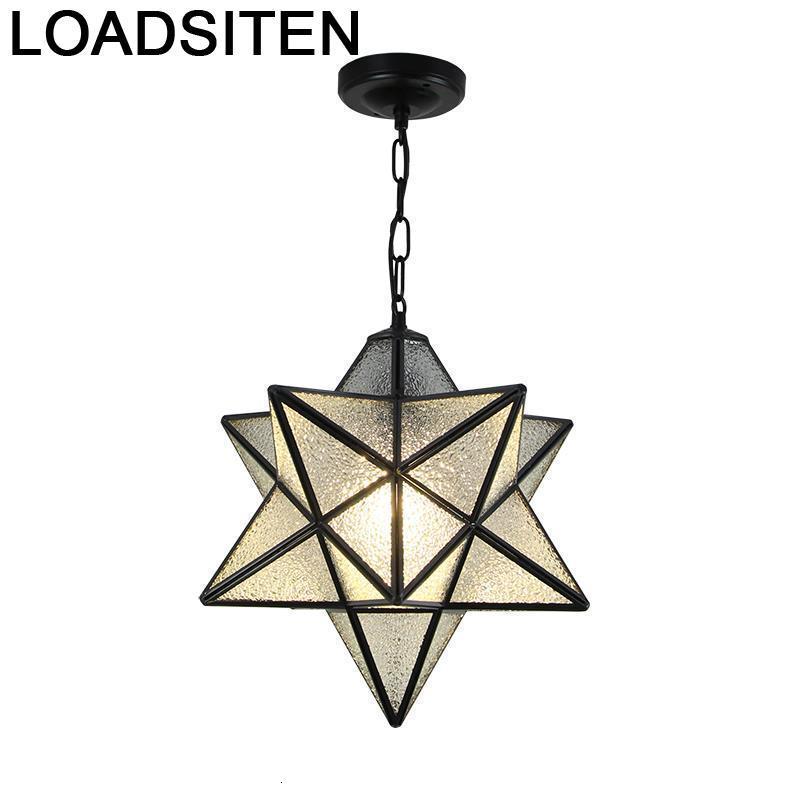 Gantung Kitchen Nordic Industriele Pendente Hang Lustre Loft Decor Light Lampen Modern Lampara Colgante Luminaria Hanging Lamp
