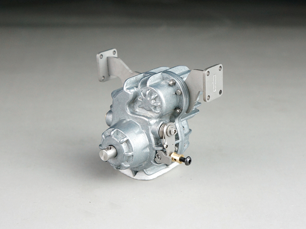 Metal Differential Transfer Case For <font><b>1/14</b></font> <font><b>Rc</b></font> <font><b>Truck</b></font> <font><b>Tamiya</b></font> Arocs <font><b>Truck</b></font> Diy Part image