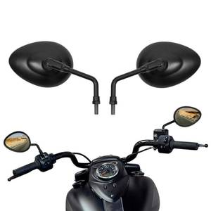 Image 1 - Espejo retrovisor lateral para motocicleta, 10mm, para Jefe Indio, Chieftain Vintage Roadmaster 2014 Up Scout Sixty Springfield Dark Horse