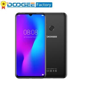 Image 5 - DOOGEE N20 16MP Triple caméra arrière téléphone portable 6.3 pouces FHD + affichage 4GB 64GB MT6763 Octa Core 4350mAh téléphone portable LTE