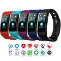 Y 5  водонепроницаемые Смарт-часы  браслет  черный  синий  зеленый  красный  фитнес-трекер  Bluetooth  вызов  для детей  мужчин  силиконовые спортивн...