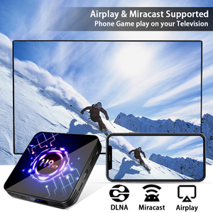 Image 2 - וtranspeed H9 X3 אנדרואיד 9.0 8K 4K טלוויזיה תיבת 4GB 64GB 32G UltraHD HDR 5G 1000M wifi Amlogic S905X3 Youtube מאוד מהיר טלוויזיה תיבה