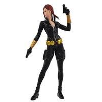 Avengers Infinity War Black Widow 22cm Cartoon Toy Action Figure Model Doll Gift