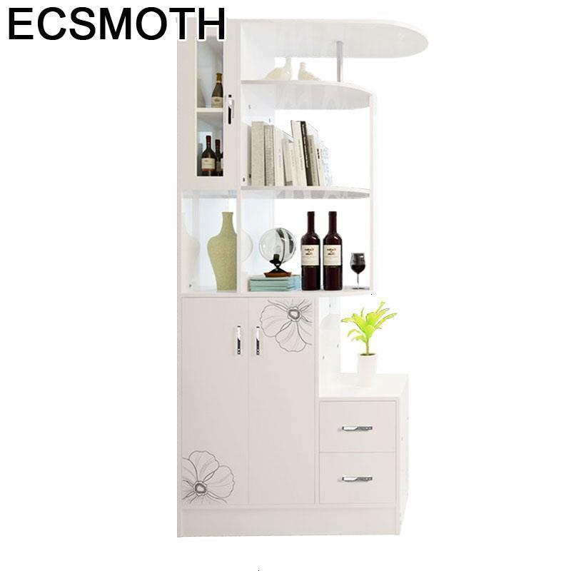 Salon Storage Adega Vinho Meuble Dolabi Table Cristaleira Gabinete Meja Desk Mueble Bar Shelf Commercial Furniture Wine Cabinet