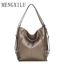 Women Leather Handbags Casual Female Bags Tote Brand Designer Shoulder Bag Ladies Fashion Vintage Messenger Bags Bolsa Feminina longmiao brand designer high quality women shoulder bag casual pu leather female big tote bag ladies handbags bolsa feminina