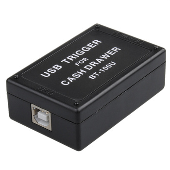 Cassetto Dei Contanti Driver Trigger Con Interfaccia USB Adatto A Qualsiasi Cassetto Dei Contanti Sistemi Di Comando Disponibili Per Win8 BT-100U