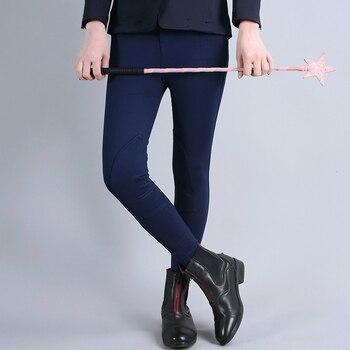 Pantalones flexibles para montar a caballo Paardensport pantalones ecuestres ropa de montar a caballo para niños cómodos resistentes al desgaste