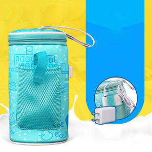 Bag Heater Bottle Warmer Milk Drink Warm Newborn Baby Portable USB for Feed Insulated-Bag