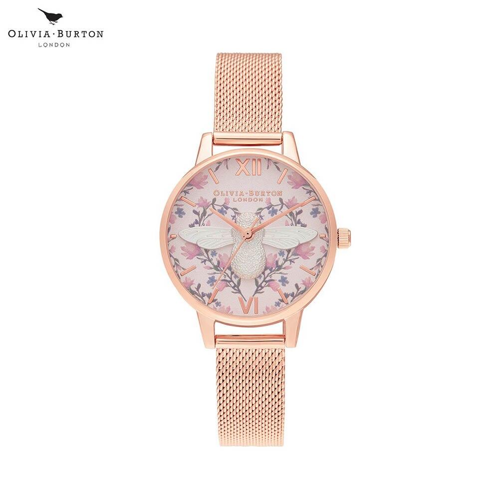 Наручные часы Olivia Burton OB16AM166 женские кварцевые на браслете