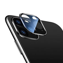 Metal Frame Glass Lens Protector for IPhone 11 Pro Max 11Pro 2019 Mobi