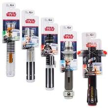 Hasbro star wars jedi cavaleiro sabre de luz e8 série retrátil darth vader laser star wars espada menino crianças brinquedos c1286