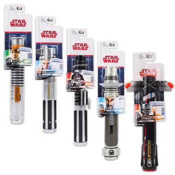 Hasbro gwiezdne wojny rycerz Jedi miecz świetlny E8 seria chowany Darth Vader Laser gwiezdne wojny miecz chłopiec zabawki dla dzieci C1286 tanie i dobre opinie CN (pochodzenie) Can t beat Telescopic lightsaber 3 lat Unisex Star Wars telescopic lightsaber 3 years old -14 years old and above