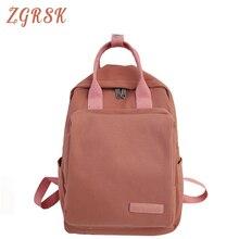 Women Classic Waterproof Nylon Backpack Bagpack Large Capacity Back Pack Backpacks Bag Teenage Girls Schoolbags