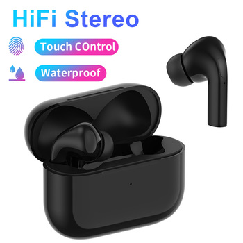 KINGSTAR TWS Bluetooth 5.0 Wireless Stereo Earphones Earbuds In-ear Noise Reduction Waterproof Headphone Headset PK i12 i9 Pro image