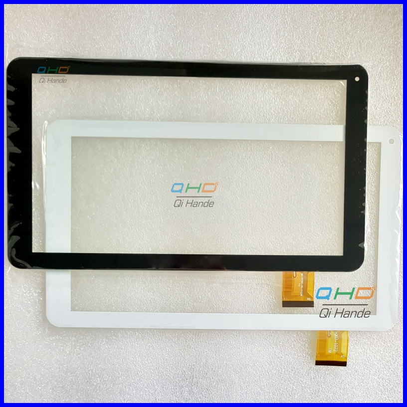 With LOGO New Touch Screen Digitizer For 10.1 -inch Archos 101E Neon HXD-1072 Touch Panel Sensor Replacement Free Shipping