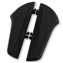 Footboards for Motorcycle Footboard Parts For Harley Touring RoadKing Tri Street Glide FLHR FLHX 2000-19 Softail Heritage Graiss