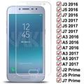 Защитное стекло 9D для Samsung Galaxy A3 A5 A7 J3 J5 J7 2016 2017 S7 J2 J4 J7 Core J5 Prime, закаленное защитное стекло для экрана