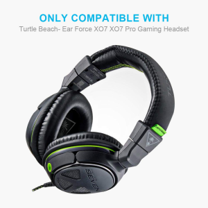 Image 4 - Earpads Replacement Ear Pad Cushion Muffs For Turtle Beach Ear Force XO Seven XO 7 XO7 Pro Premium Gaming Headset Xbox One