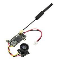 Мини V2 VTX+ камера 25 МВт 48CH передатчик 700TVL CMOS камера для KINGKONG 90GT Сплит камера Супер Мини FPV гоночный Квадрокоптер